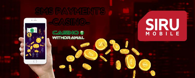 Sms Deposit Mobile Casino